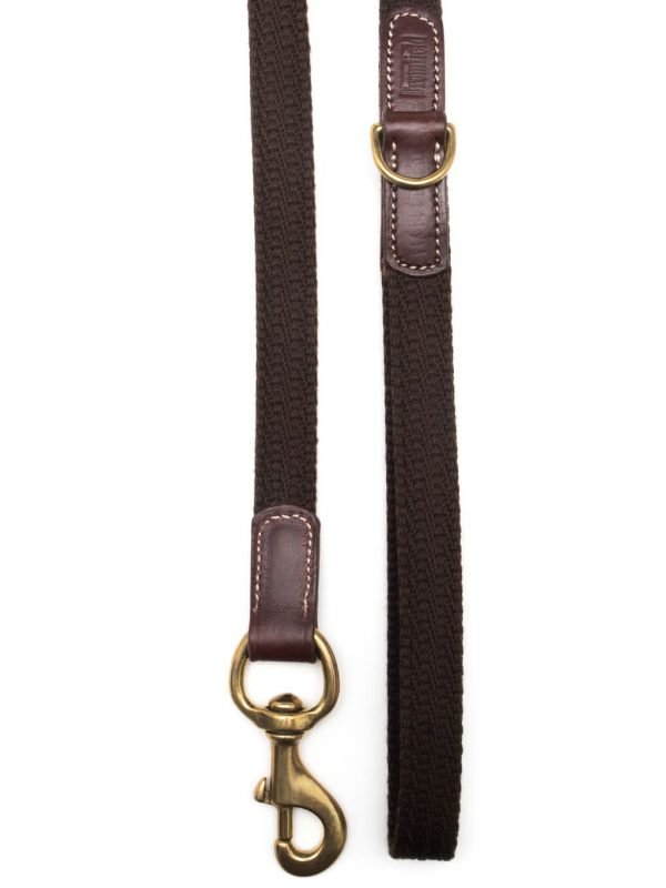 Bromfield Doglead Leather