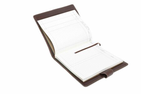 Bromfield Hunting Journal leather
