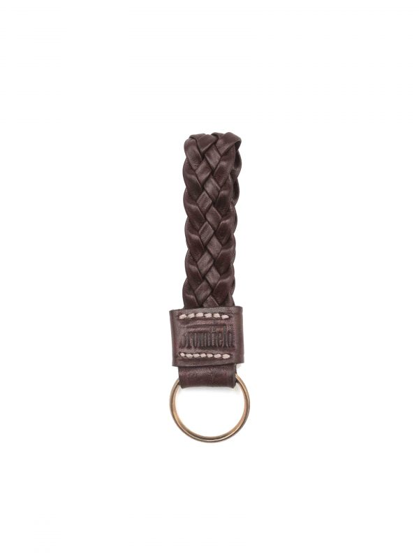 Key Fob leather Braid
