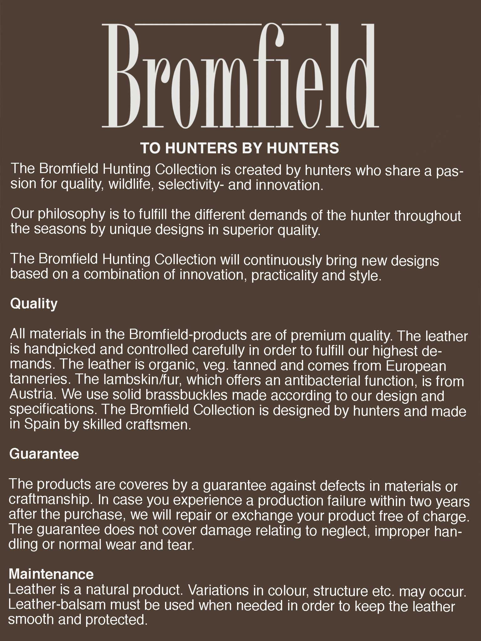 Bromfield Collection